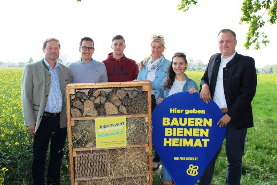 Martin Preineder - Wir geben Bienen Heimat