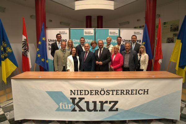 ÖVP Kanditatenliste