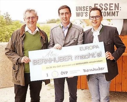 Martin Preineder - Bauernbundkandidat