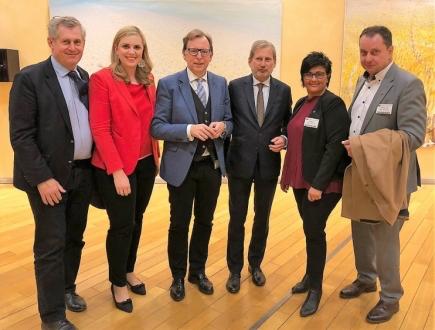 Martin Preineder - EU Ausschuss in Brüssel