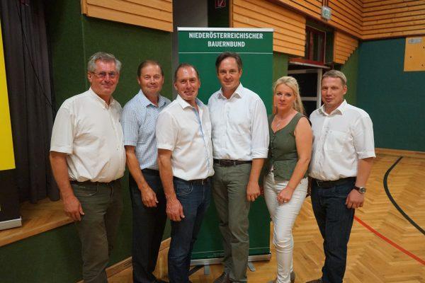 Sommergespräch LFS Warth 2019