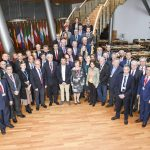 Meeting of Agriculture Committees of EU Parliaments, 27.–28.10.2019. Family photo.