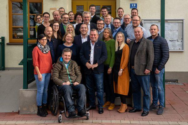 Kandidatenfrühstück ÖVP Lanzenkirchen