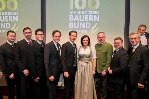 Martin Preineder - Österreichischer Bauernbund feiert 100-Jahr-Jubiläum - Foto: Harald Klemm