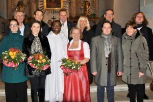Martin Preineder - Altbrünner Chor und Orchester begeistern in Lanzenkirchen
