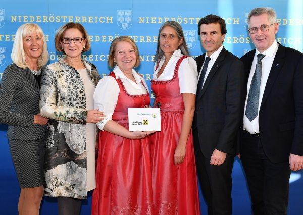 Club NÖ hilf Lanzenkirchnern!