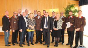 Jahreshauptversammlung Feuerwehr Frohsdorf