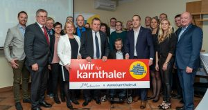 Neujahrsempfang ÖVP Lanzenkirchen