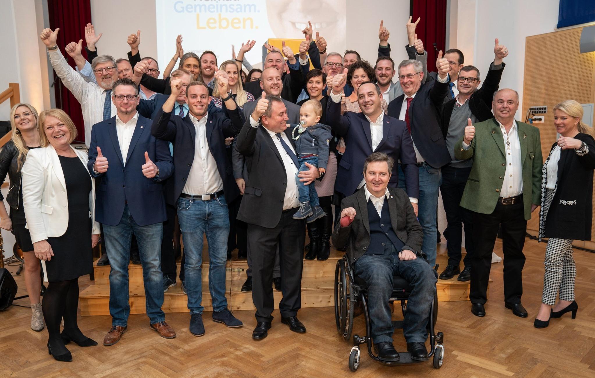 ÖVP Team Bernhard Karnthaler