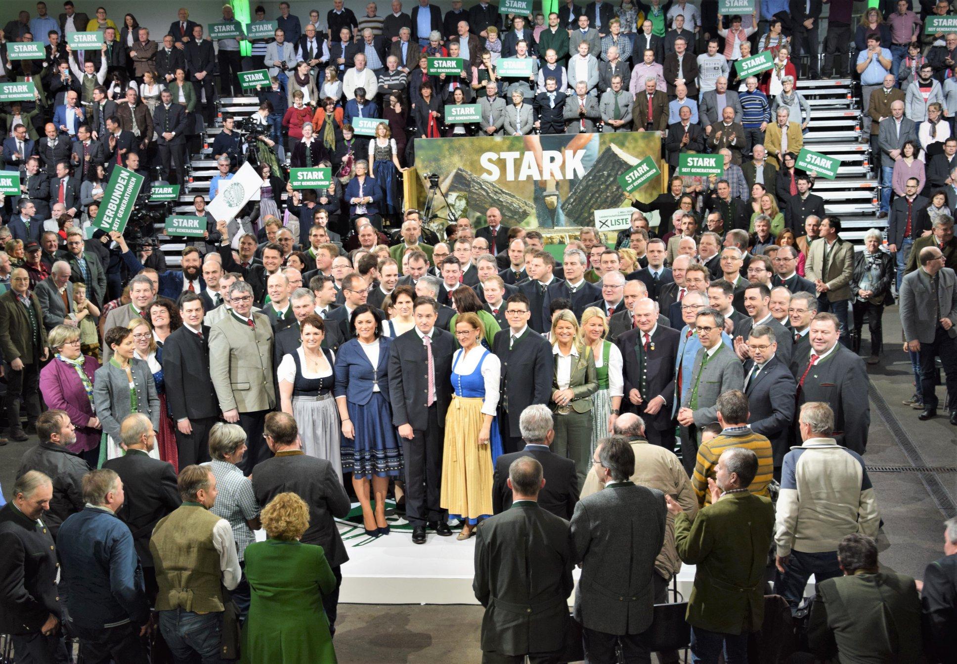 Auftakt Kammerwahl 2020 - Gruppenfoto