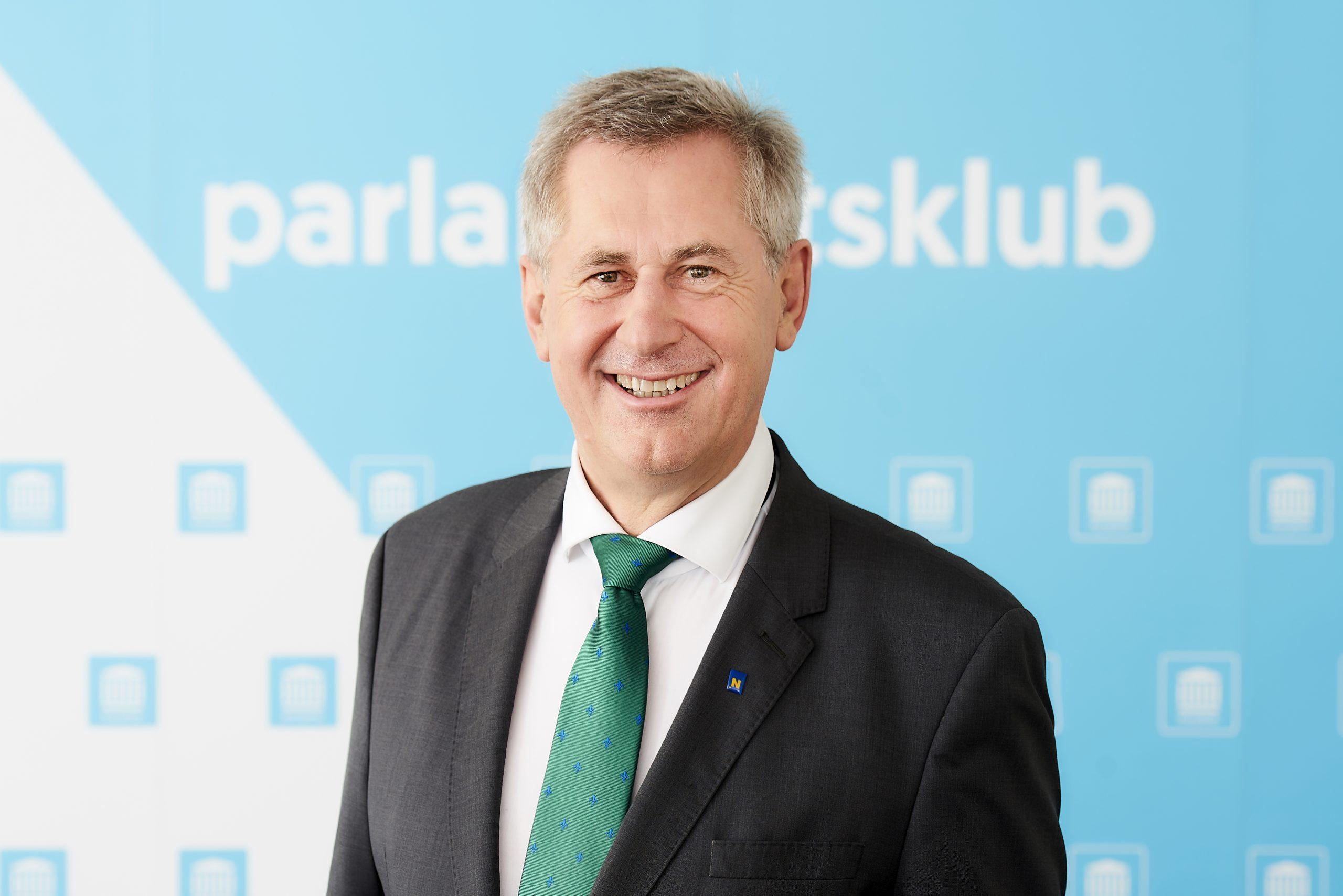 Bundesrat Martin Preineder Parlamentsklub / 2020 © ÖVP Klub/Sabine Klimpt