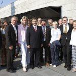 Der neue Bundesratspräsident Martin Preineder (4.v.re.) im Kreise der Bundesratsmitglieder