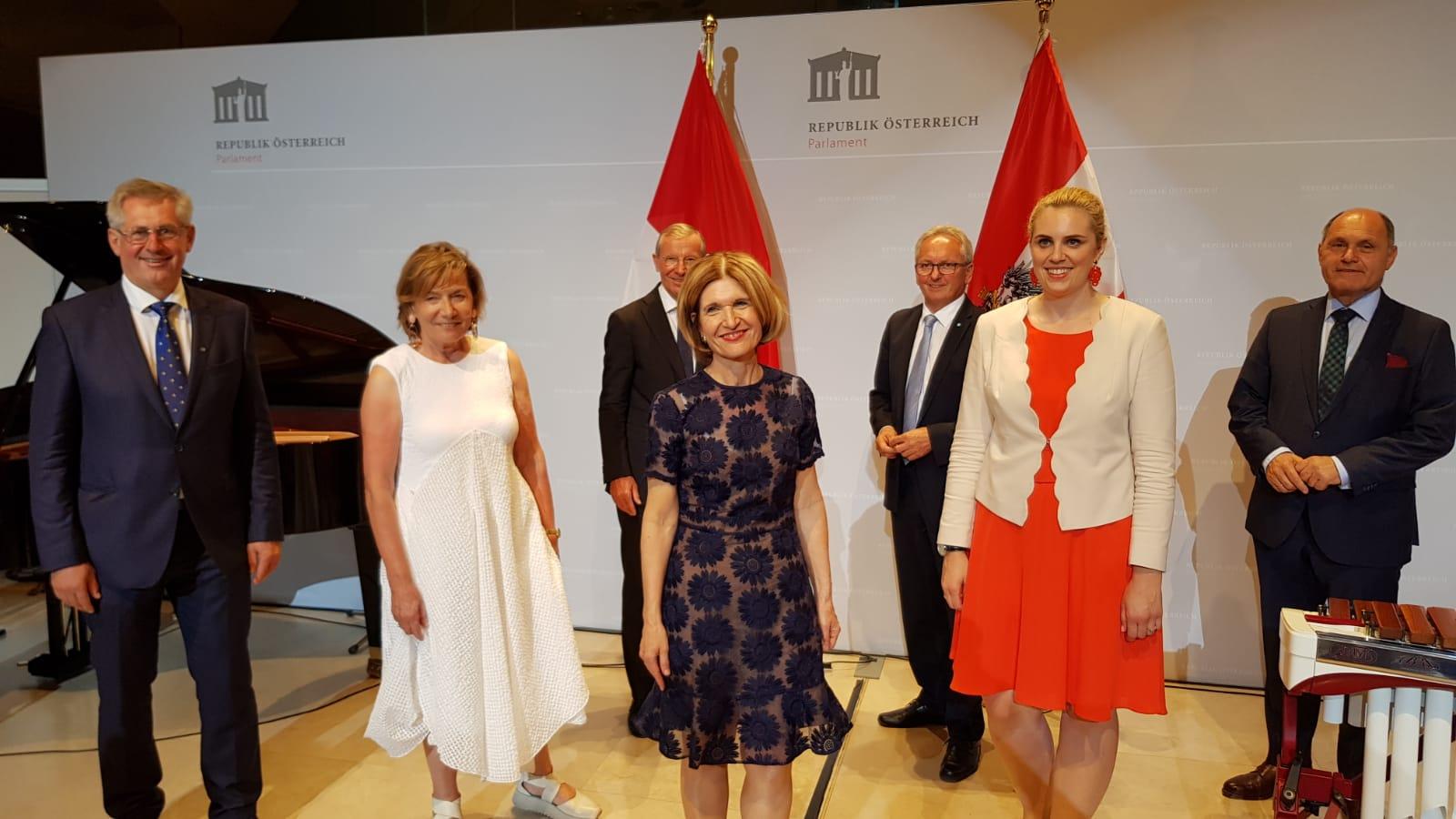 Übernahme Bunderats-Vorsitz durch die Salzburgerin Andrea Eder-Gitschtaler