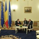 rumänischer Staatspräsident