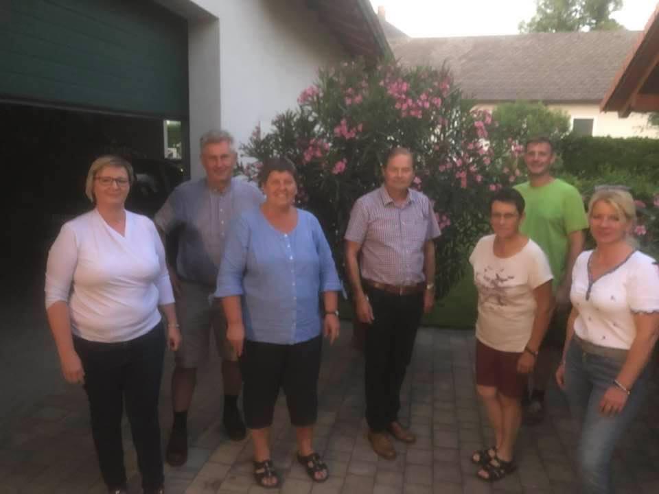 Erntegespräch Hochwolkersdorf