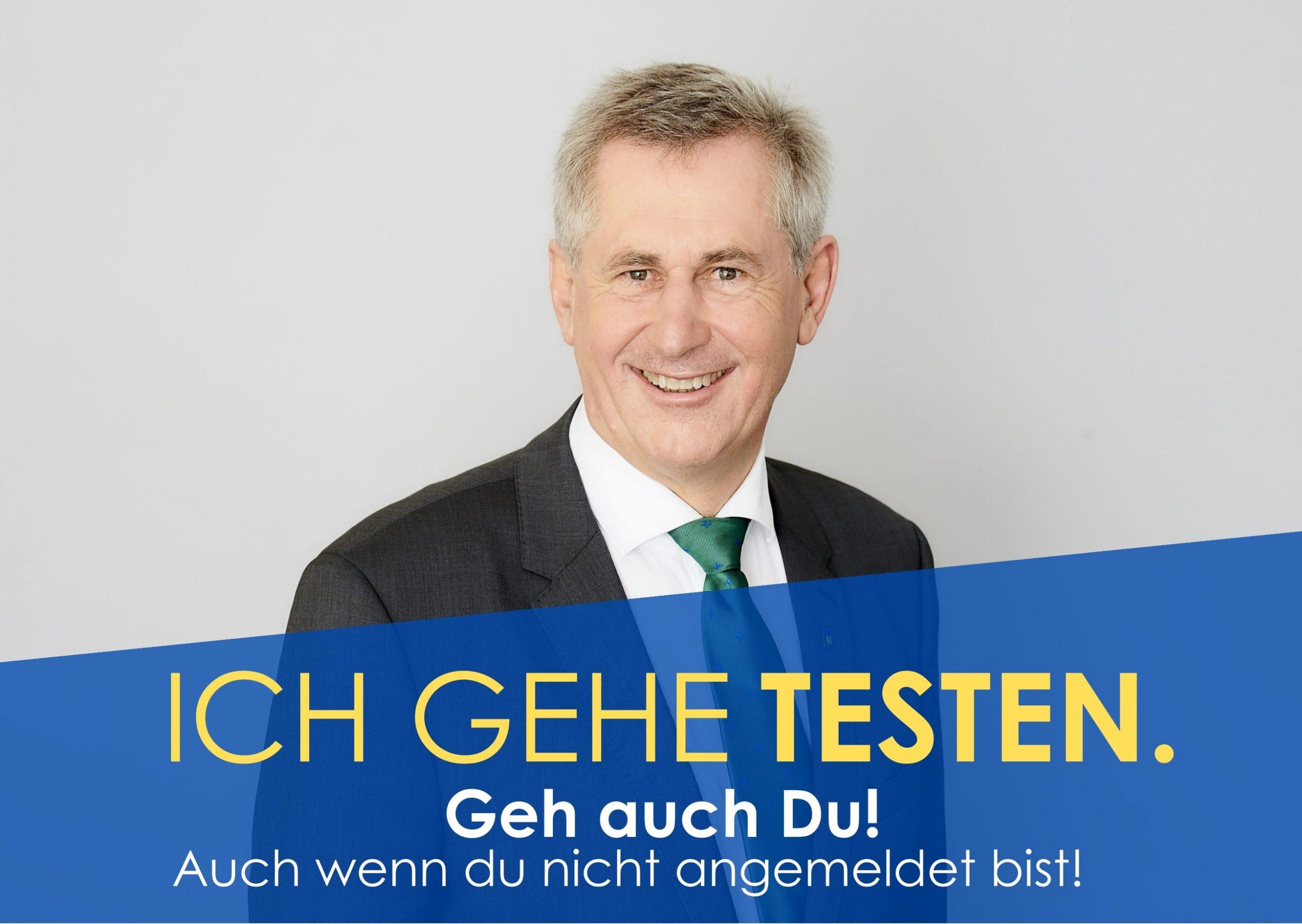 ICH GEHE TESTEN_Preineder