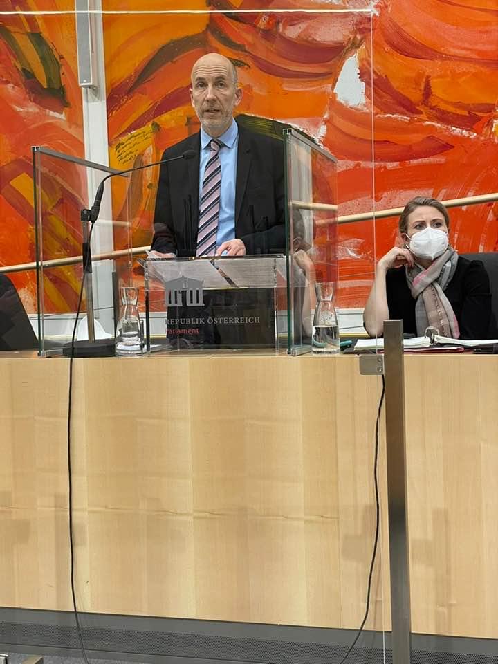 BM Martin Kocher im Bundesrat
