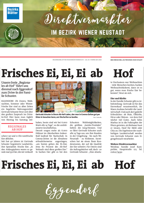 Direktvermarkter Eggendorf