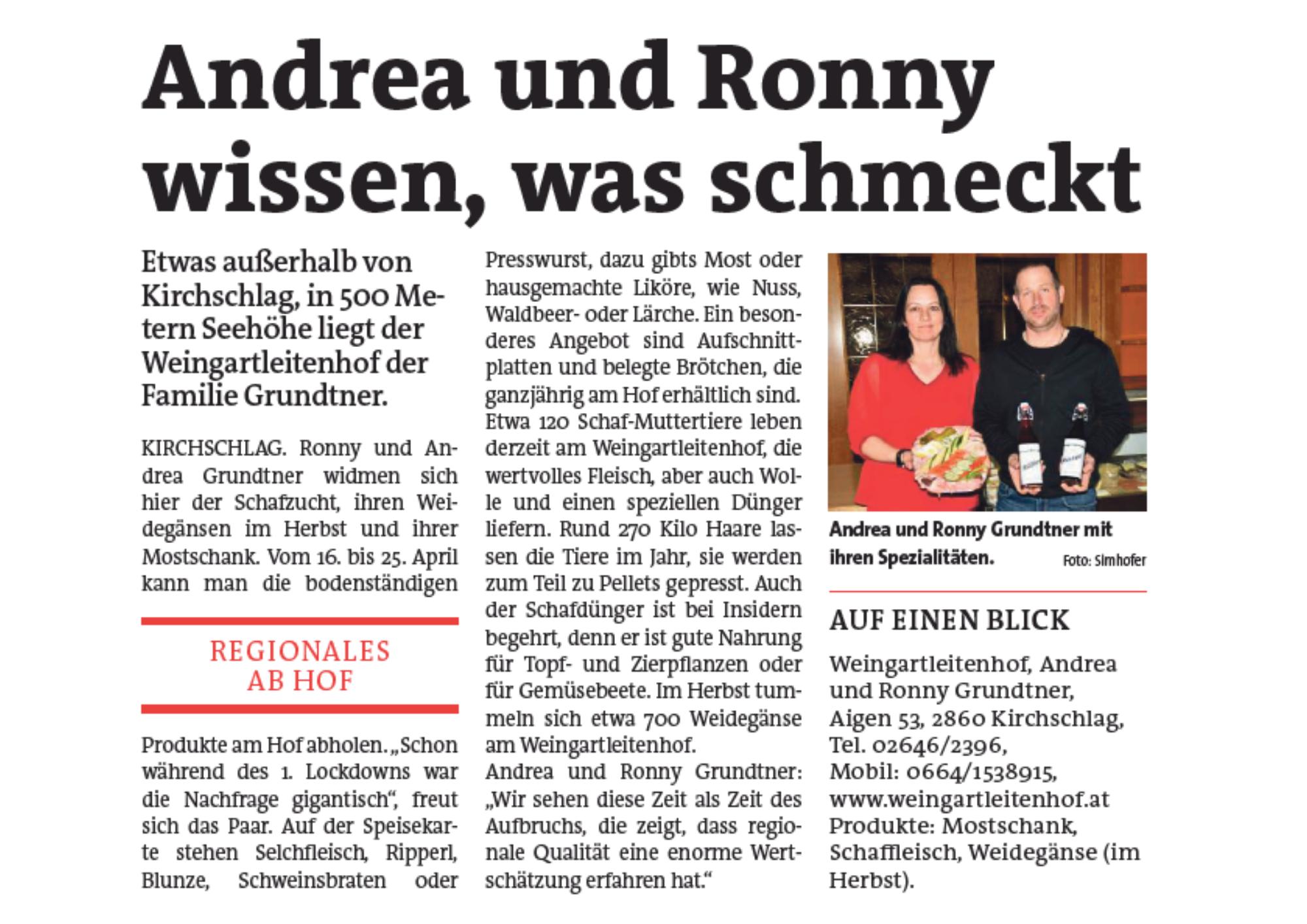 Bezirksblatt-Artikel-Serie-Direktvermarkter_Kirchschlag
