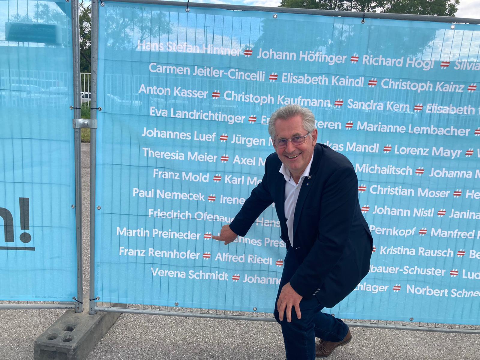 Bundesparteitag 2021 VAZ St. Pölten